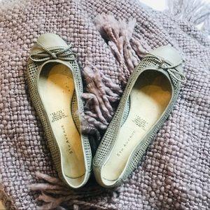Shoes - Avocado Flats Size 35